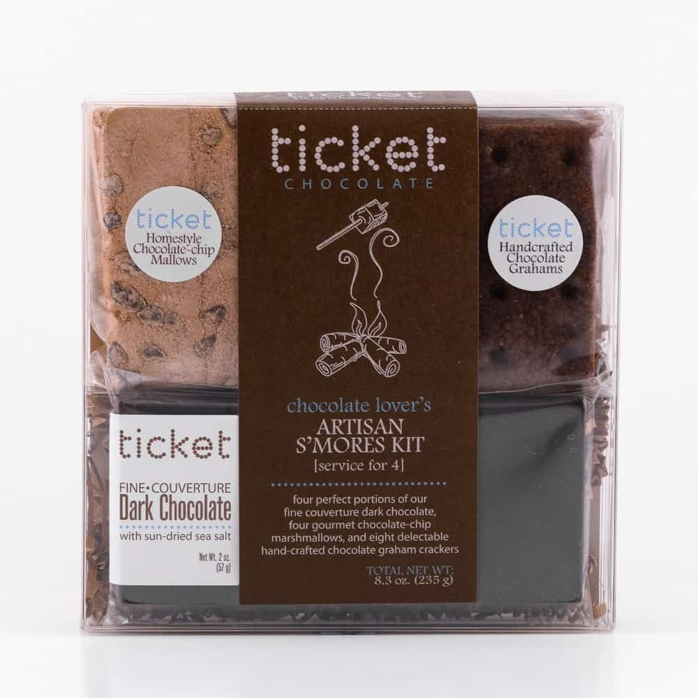 Ticket Chocolate S Mores